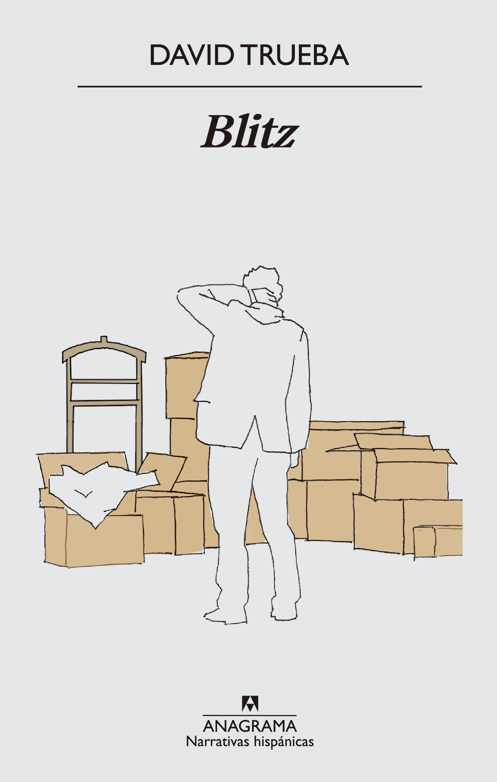 Blitz, la nueva novela de David Trueba