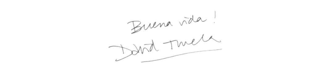 Firma David Trueba