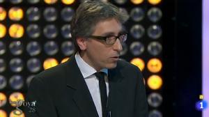 David Trueba, Goya al Mejor Guión Original