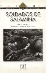 Soldados de Salamina. Guion