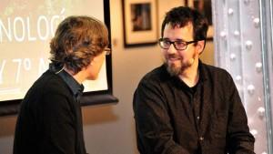 Encuentros con David Trueba en la Fundación Telefónica