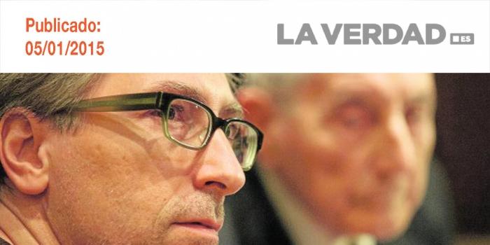 David Trueba: «El empeño de Juan es que viva en Cartagena»