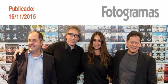 David Trueba presenta el regreso de '¿Qué fue de Jorge Sanz?' en el Festival de Series