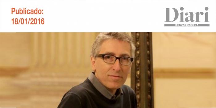 David Trueba: «La patria son los libros y las películas»