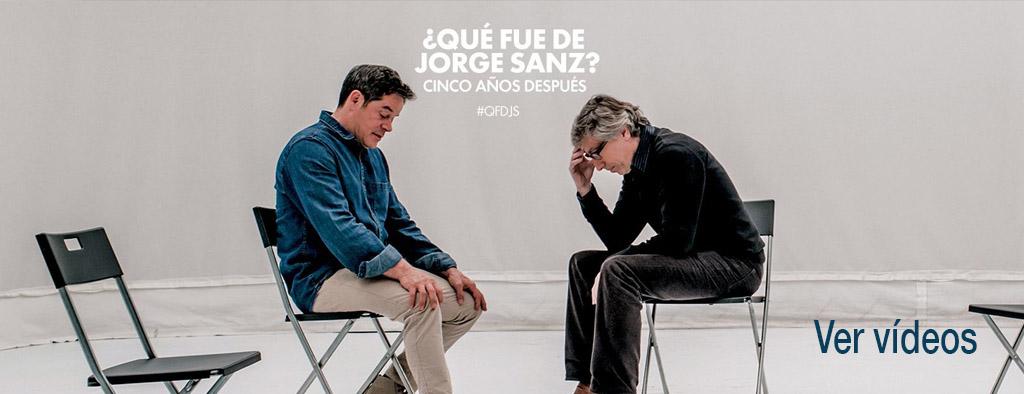 ¿Qué fue de Jorge Sanz? cinco años después