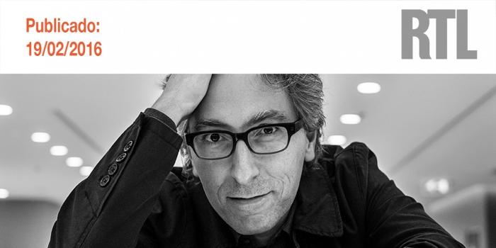 """David Trueba dévoile """"Blitz"""", son nouveau roman"""