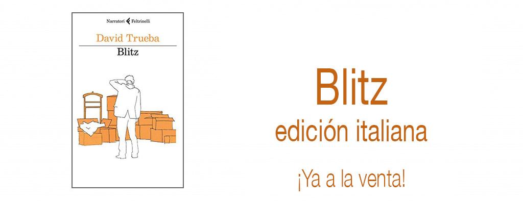 Blitz. Edición italiana