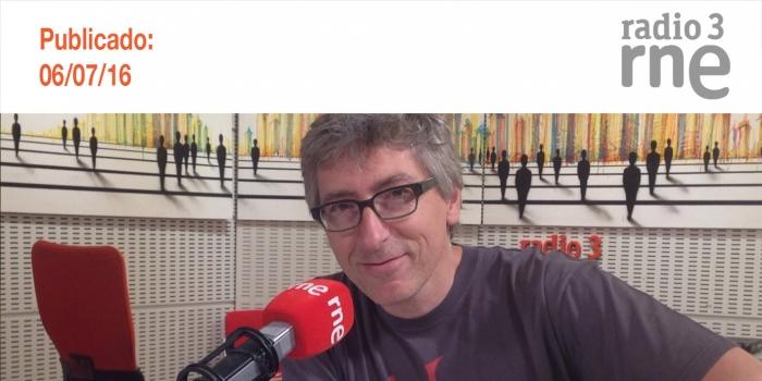 'Hoy empieza todo' con Marta Echeverría – David Trueba