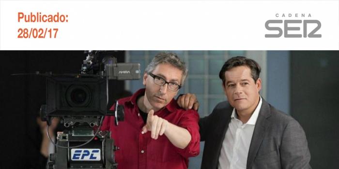 Jorge Sanz y David Trueba regresan con nuevo capítulo de '¿Qué fue de Jorge Sanz?'