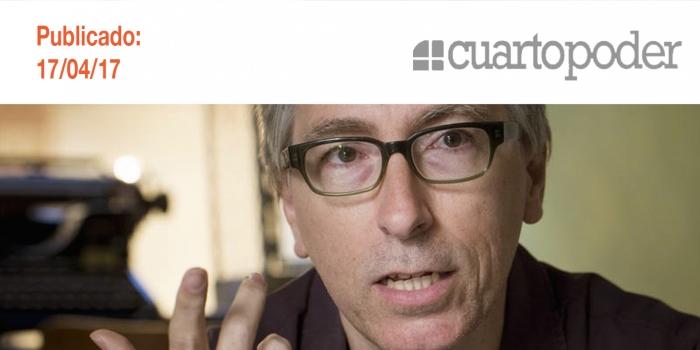 """Trueba: """"El aznarismo del PP considera a la gente del cine culpable de su mala imagen"""""""