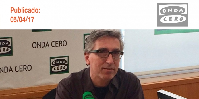 """David Trueba: """"Me gusta que la gente empiece 'Tierra de Campos' pensando que soy yo y terminen pensando 'y también yo'"""""""
