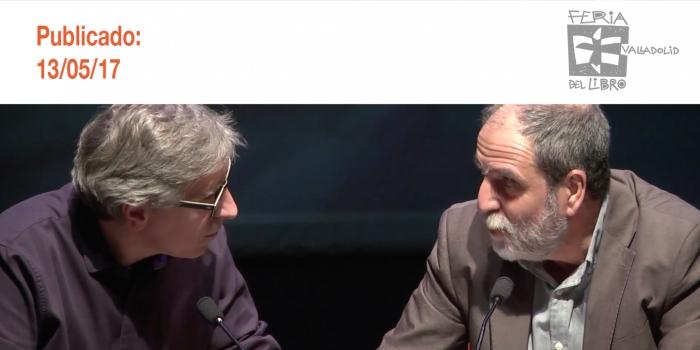 """David Trueba: """"Tierra de Campos tiene un potencial narrativo tremendo"""""""