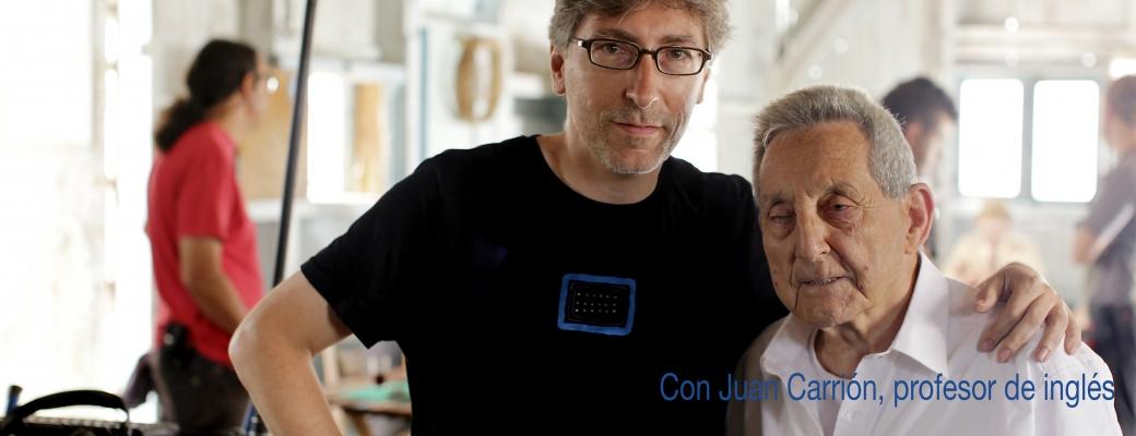 Juan Carrión y David Trueba
