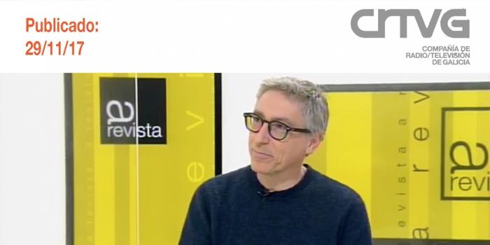 David Trueba, escritor, guionista e director de cine e televisión