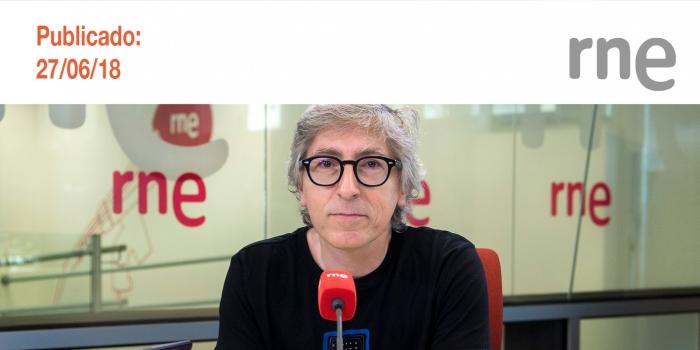 David Trueba vuelve a apostar por Lucía Jiménez y Fernando Ramallo para 'Casi 40′