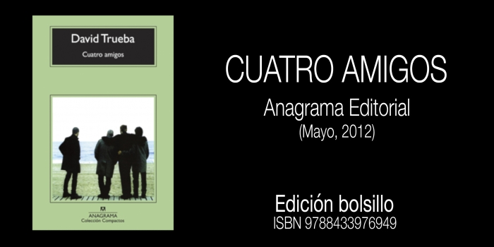 CUATRO AMIGOS. Compra online