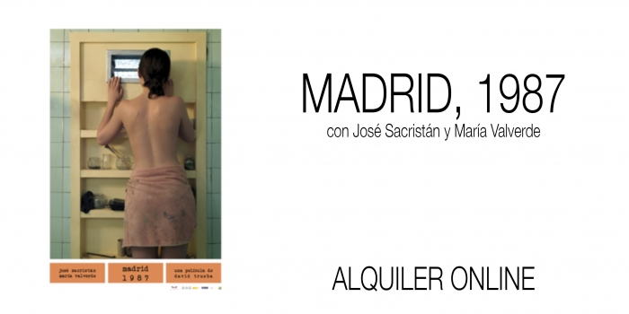MADRID, 1987. Alquiler online