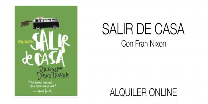 SALIR DE CASA. Alquiler online