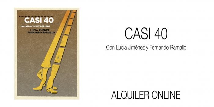 CASI 40. Alquiler online