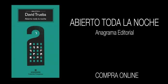 ABIERTO TODA LA NOCHE. Compra online