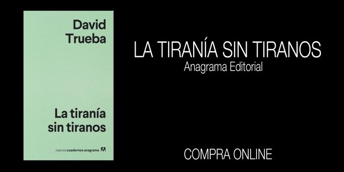 LA TIRANÍA SIN TIRANOS. Compra online